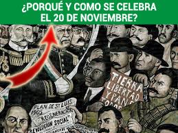 Que se celebra el 20 de noviembre