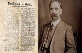 Plan de san luis y el inicio de la Revolución Mexicana