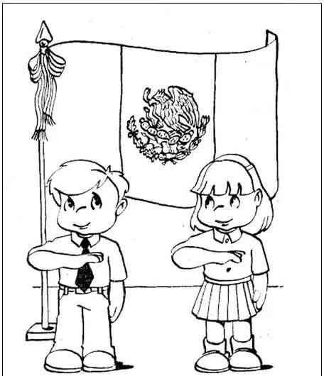 Qué Se Festeja Celebra El 24 De Febrero Día De La Bandera
