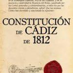 La constitución de Cádiz – La pepa