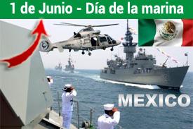 Qué se celebra el 1 de Junio - Día de la marina