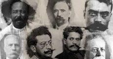 Quiénes participaron en la Revolución Mexicana
