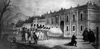 Fusilamiento de José María Morelos y Pavón