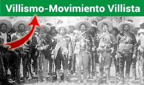 Villismo o Movimiento villista