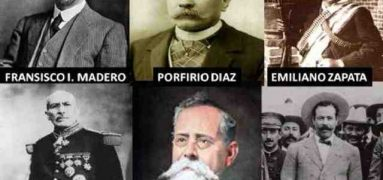 Caudillos de la Revolución Mexicana