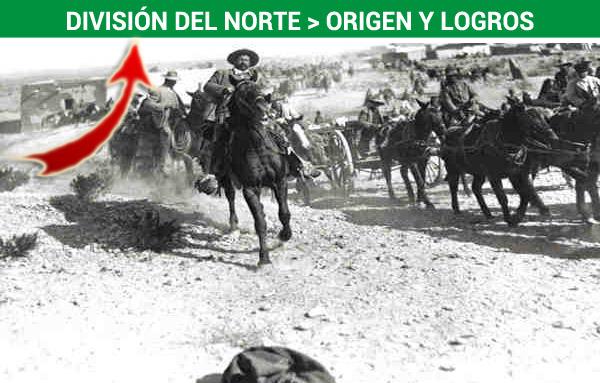 División del norte