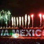Como se celebra la independencia de México