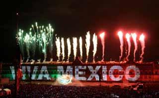 Como se festeja la independencia en México
