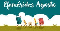 Efemérides de Agosto