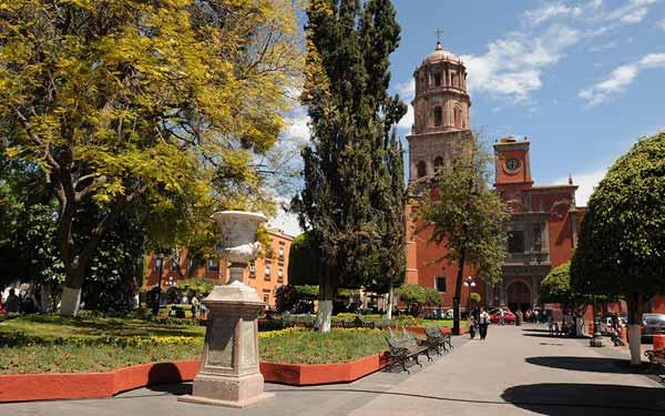 Lugares Para Visitar en Querétaro