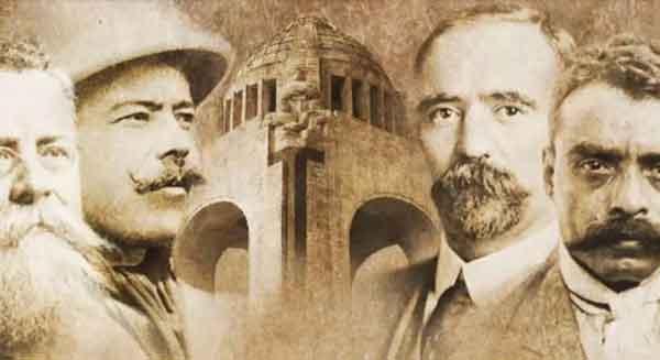 Reseña de la Revolución Mexicana