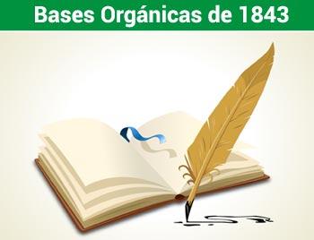 Bases Orgánicas de 1843