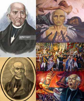 Álbum de imágenes de Miguel Hidalgo